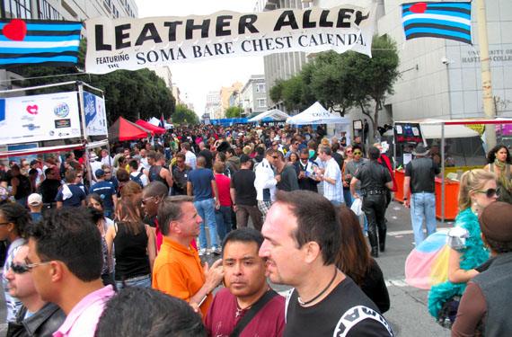 Leather Alley 2009 - Photo Credit: Rink Foto